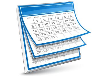 """Résultat de recherche d'images pour """"calendrier prévisionnel"""""""