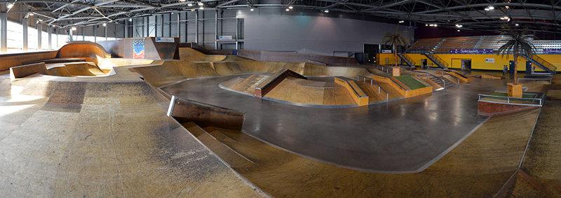 Skatepark POMGE Marseille - les sessions libres ASGUM du mercredi