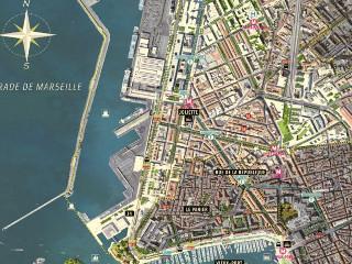 Marseille vieux-port-joliette