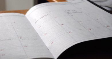 Agenda du club jusqu'en décembre