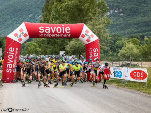 Rollathlon100 2018 Course-100